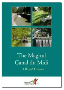 Cruise canals France Canal du Midi guide