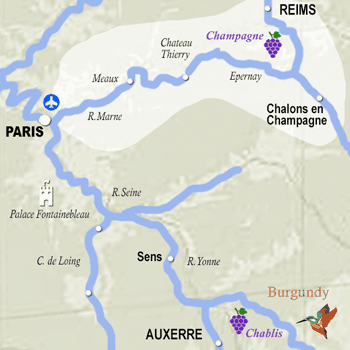 map marne champagne
