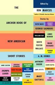 Cover of a collection of 19 new short stories from American novelists
