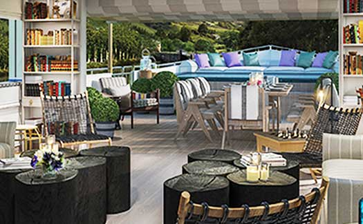 New hotel barges in France