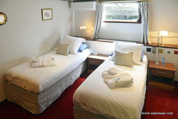 Hotel Barge Panache Alsace and Champagne