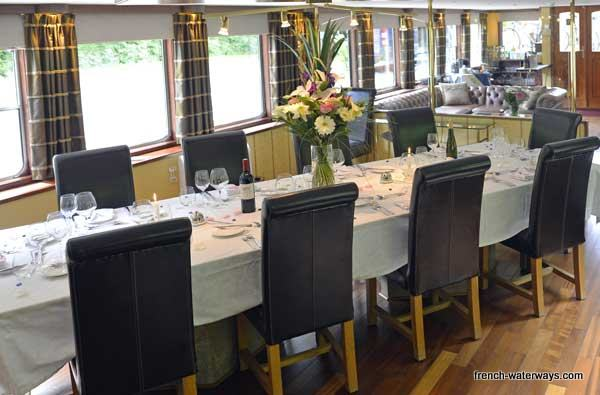 Discounts Hotel Barge Panache cruise, Alsace and Champagne