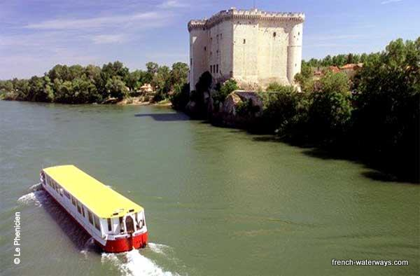 Hotel Barge Le Phenicien Provence and Camargue