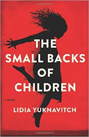 Cover of The Small Backs of Children